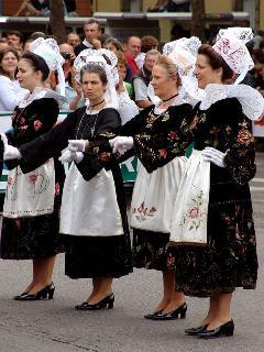 Celtic Festivals - enjoy a taste of Breton culture