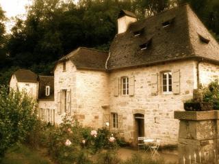 Luxury maison de maitre & barn rental in Sarrazac, Cazillac