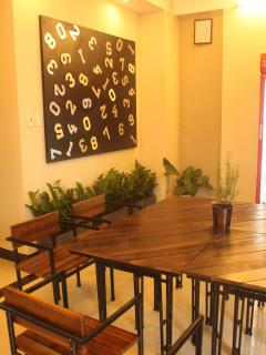 Dinning Decoration Area