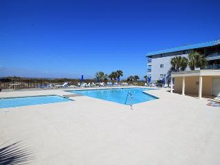 Savannah Beach and Racquet Club Condos - Unit B103- Water View - Swimming Pool