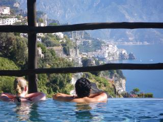 Historic luxury villa. Infinity pool and the finest scenery of the Amalfi coast.