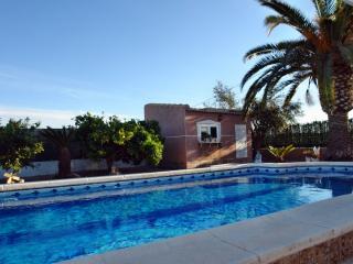 Casa del Sol - Ferienhaus m. Privatpool für 6 Pers, Almoradí