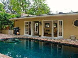 Private 2 bedroom house w/Pool, West Hollywood