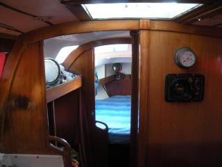 Boat/camping intera barca, darsena turistica