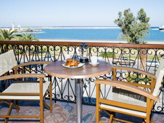 Prokymaia Seaside Penthouse Apartment, Rethymnon