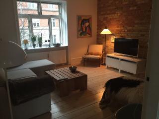 Charming Copenhagen apartment near Frederiksberg garden