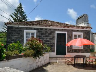 Typical house in small village Lomba da Fazenda, Nordeste
