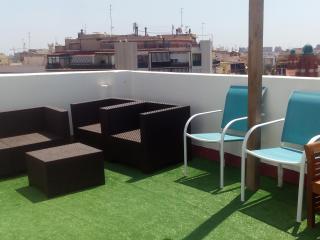 Penthouse in center, Valencia