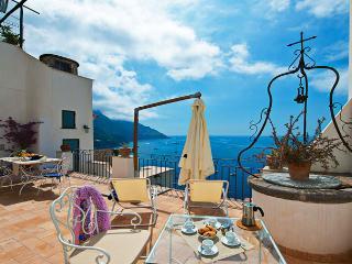VILLA GINA Positano - Amalfi Coast
