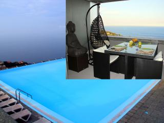 CAP D'AIL SEA SIEW SWIMMING POOL WIFI AIR CONDITIO, Cap d'Ail