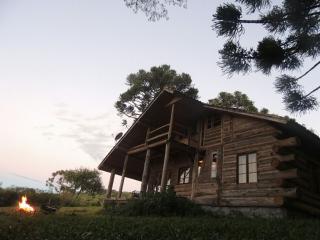 Chale Invernada da Serra Catarinense