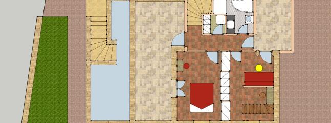 Second Floor - Attic