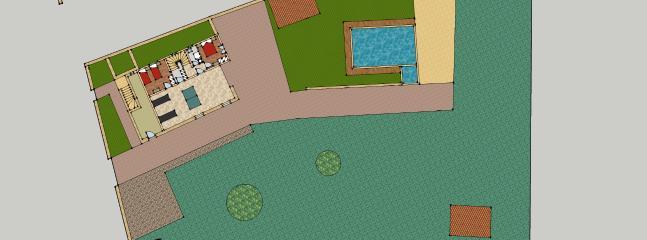 Outdoor Area and Ground Floor