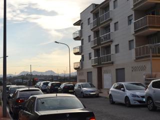 Apartamento 4 plazas junto a la playa en Águilas