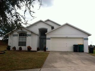 4BD house with private pool and games area, Orlando