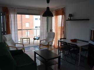 Apartamento 6 plazas junto a la playa en Águilas