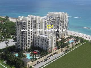 Marriott Resort&Spa-OwnerCondo-17thFl-RareDiningTable-WiFI TVs-Free Internet, Isla de Singer