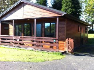 Birch Lodge 15, Newton Stewart - Beautiful lodges situated on Scotland's magnificent West Coast., New Galloway