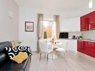Rome Vacation Rentals Tasso - Living room / Kitchen