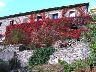 maison de village, Castirla
