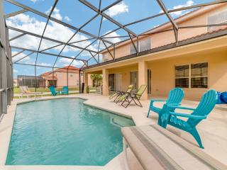 New 7BR Disney Pool Home
