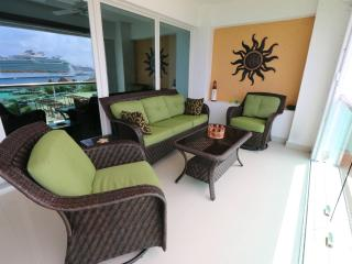 Stunning Ocean View 2 BR Deluxe Condo-NEW Listing, Cozumel