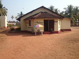 OPalmar Beach Cottages on White Sands Of Benaulim