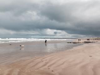 Fabulous Castlerock Beach -Blue Flag