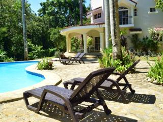 Villa Ceiba - Located in Beachfront Community, Cabarete