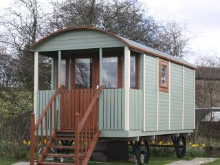 Smithson Farm, Shepherd's Hut, Burnley