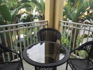 Wonderful 2 bedroom condo in gated community