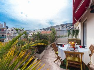 F2, APPARTEMENT CALME, 2TERRASSES, CENTRE, MODERNE, Nizza