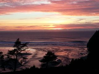 Pastel Sunset at Agate Beach ~ RA69929, Newport