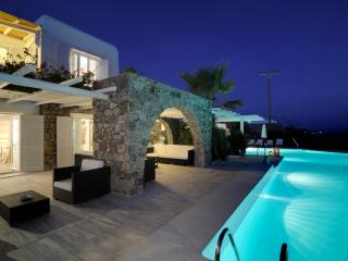 Blue Villas | Benoite | Infinity Pool, Sea Views