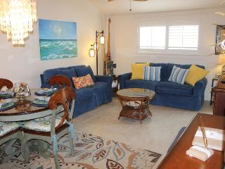 Spacious, open floor-plan is great for entertaining and relaxing together.