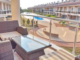 Sunset Beach Club Calis Beach 3 bedroom Beachfront complex, Fethiye