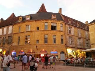 Luxury apartment with pretty courtyard in Sarlat