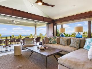Luxury 3BD/3BA Four Seasons Villa Ocean Views, Kailua-Kona