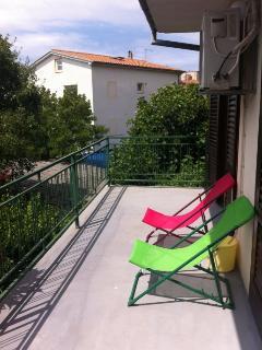 Apartment Natasa - private - garden and sea view