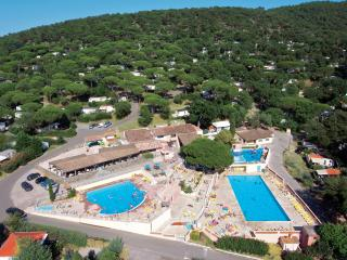 St TROPEZ ParcResort 4* MobilHome 6 pers +VTT, Gassin