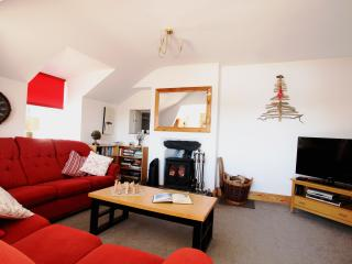 Apartment on the Harbour sleeps 6, Porthmadog