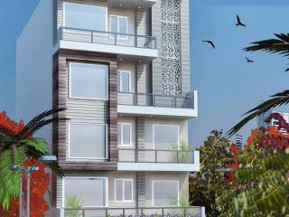Beautiful 4BHK Apartment Homestay on Rent in Delhi, Nueva Delhi