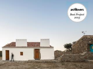 Casas Caiadas / Whitewashed Houses, Arraiolos
