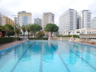 Espacioso apartamento, amplia terraza, piscina etc, Playa de Gandia