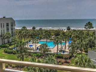 537 Shorewood- 5th floor Oceanfront - Beautiful Oceanfront Views, Hilton Head