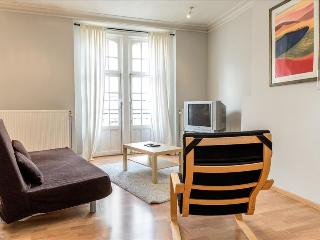 Spacious 1bdr w/balcony in Ixelles, Saint-Gilles