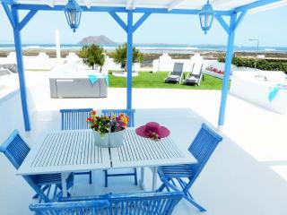 Dalia, beach front villa.