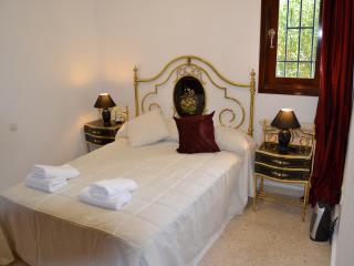 Habitacion doble con baño privado., Mijas
