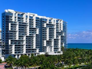 Lavish Ocean View Suite at the Opulent W Resort in South Beach Including Luxury Amenities, Miami Beach