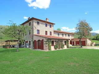Villa Altomonte 12 - Magnificent country villa standing in the Tuscan hills